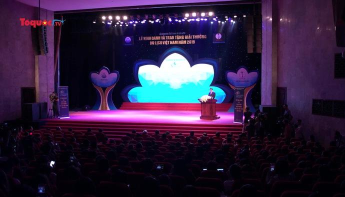 Trao Giải thưởng Du lịch Việt Nam - 2019