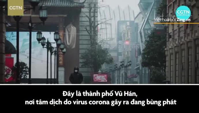 Bác sĩ tại Vũ Hán chống chọi dịch virus corona như thế nào?