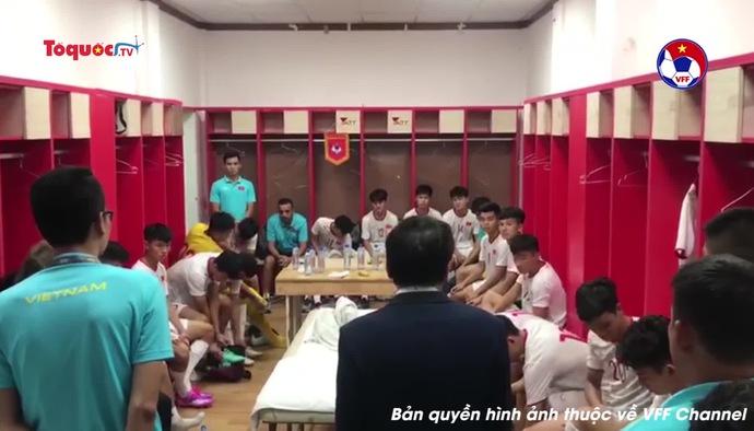 Giải U19 Đông Nam Á lùi sang tháng 9