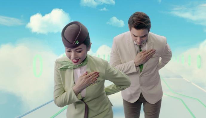 Hình ảnh mới nhất của Hãng hàng không Bamboo Airways