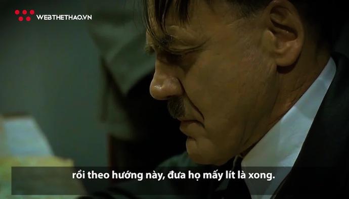 Video siêu hài: Hitler cũng phát điên vì vé xem tuyển Việt Nam
