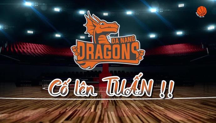 HLV Donte Hill và Danang Dragons gửi lời chúc cho Nguyễn Hoàng Tuấn