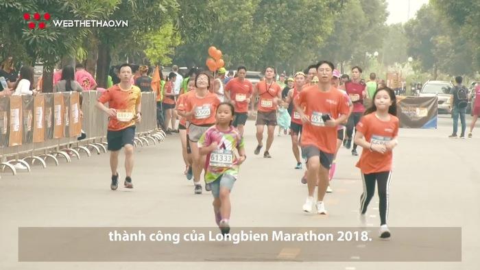 Longbien Marathon: Sức hút ngày càng lớn