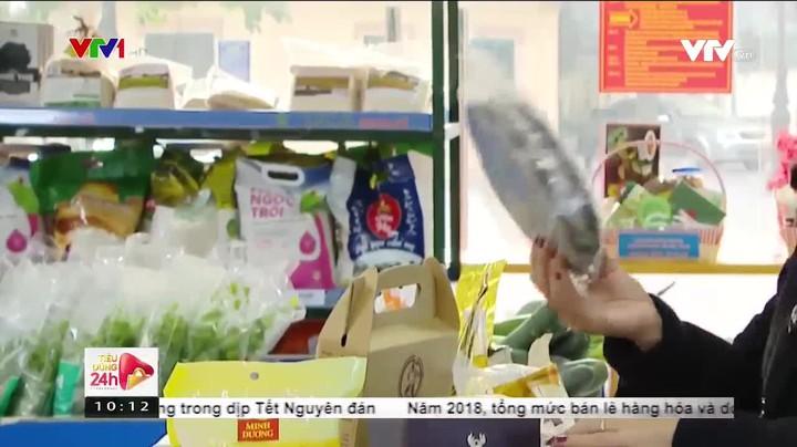 1 triệu 1 giỏ quà Tết thuần Việt