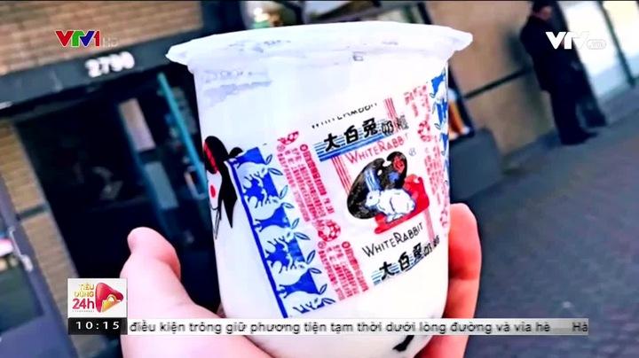 Cốc trà sữa trị giá... 2 triệu đồng