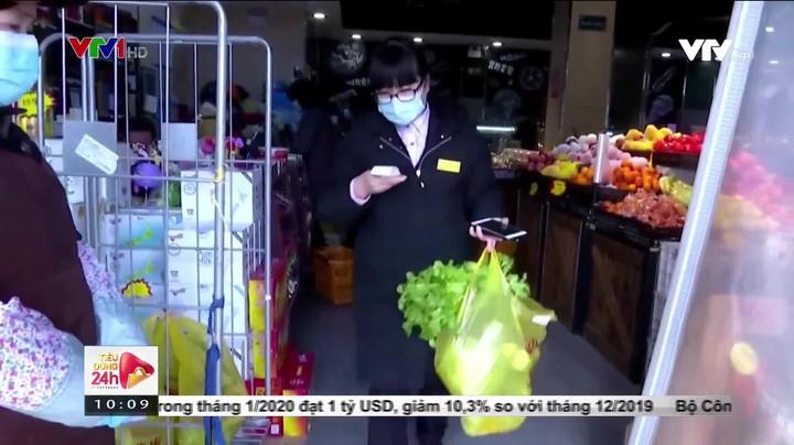 Dịch vụ mua hàng thời dịch bệnh tại Trung Quốc