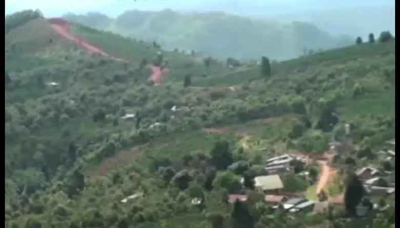 Việt Nam- Đất nước - Con người: Gia Nghĩa - Phố thị hoa vàng