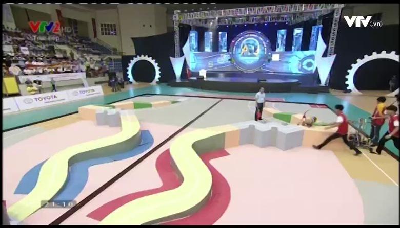 Robocon 2016: Truyền hình trực tiếp: Lễ khai mạc bảng AB - Phần 2