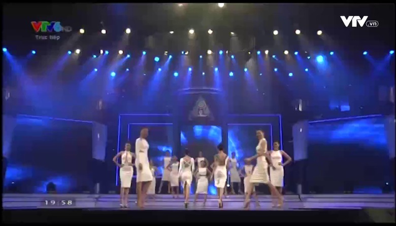 Hoa khôi áo dài Việt Nam 2016 -  Số 43