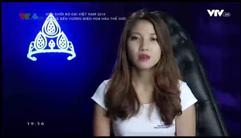 Hoa khôi áo dài Việt Nam 2016 -  Số 47