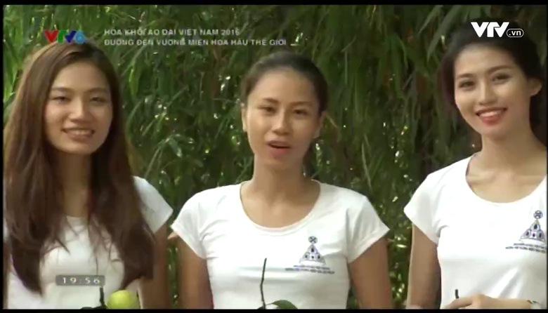 Hoa khôi áo dài Việt Nam 2016 -  Số 51