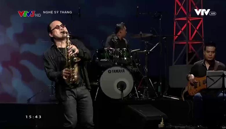 Nghệ sĩ tháng: Saxophone Trần Mạnh Tuấn