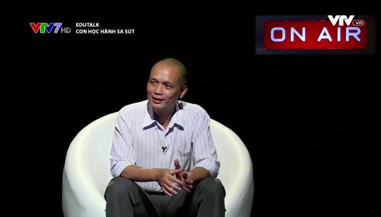 Edu Talk: Con học hành sa sút