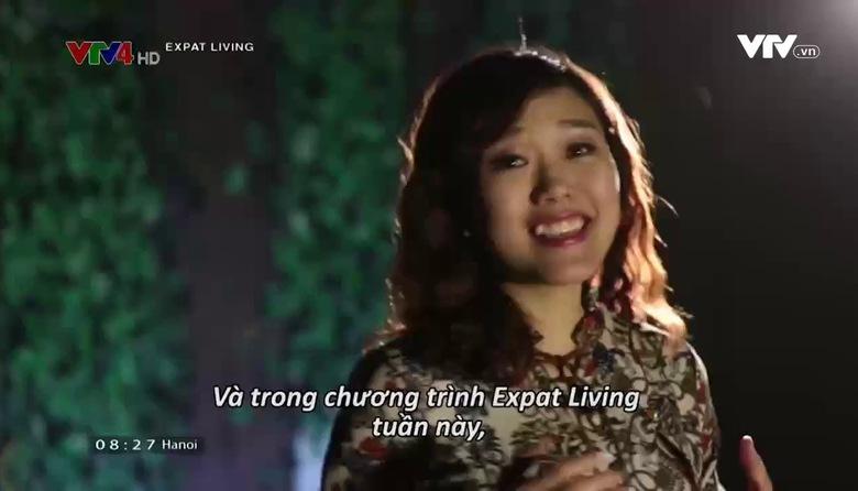 Expat Living: Niềm đam mê kịch của đạo diễn người Canada - Keigan Page