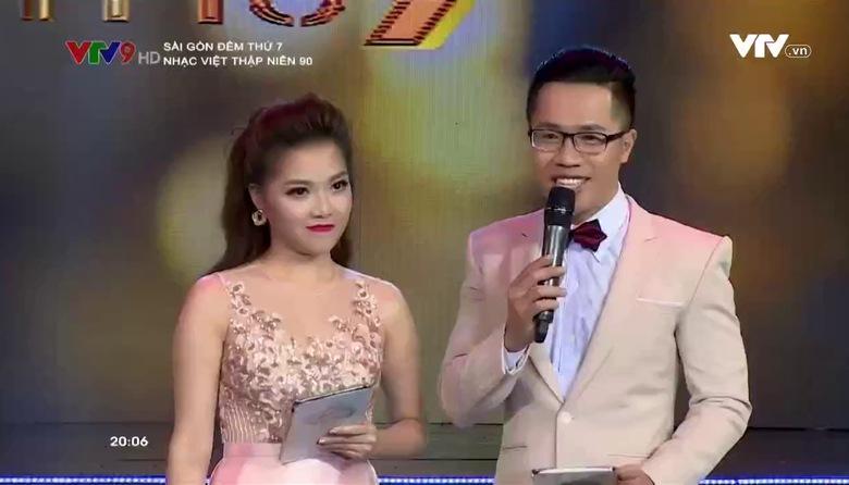 Sài Gòn đêm thứ Bảy - 19/11/2016