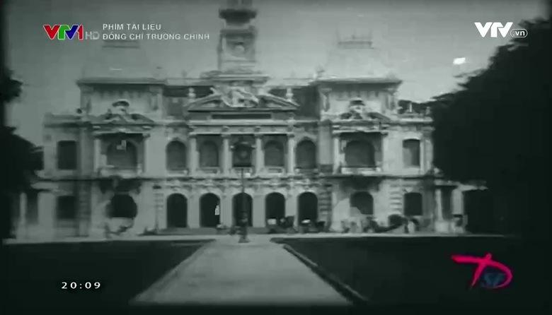 Phim tài liệu: Đồng chí Trường Chinh