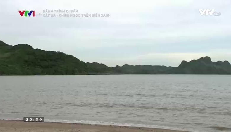 Hành trình di sản: Cát Bà - chùm ngọc trên biển xanh