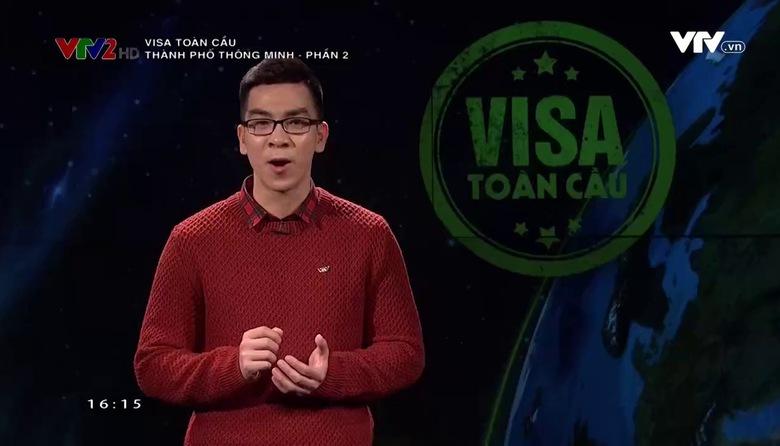 Visa toàn cầu: Thành phố thông minh - Phần 2
