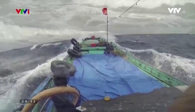 Phim tài liệu: Việt Nam - Hành trình vươn ra biển lớn - Tập 3
