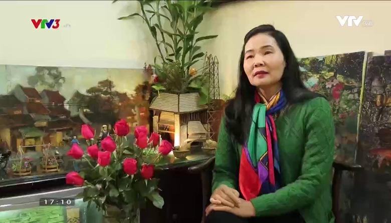 Đẹp Việt: Họa sĩ Thanh Thục