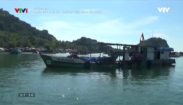 Phóng sự: Quần đảo Nam Du những tiềm năng ẩn chứa