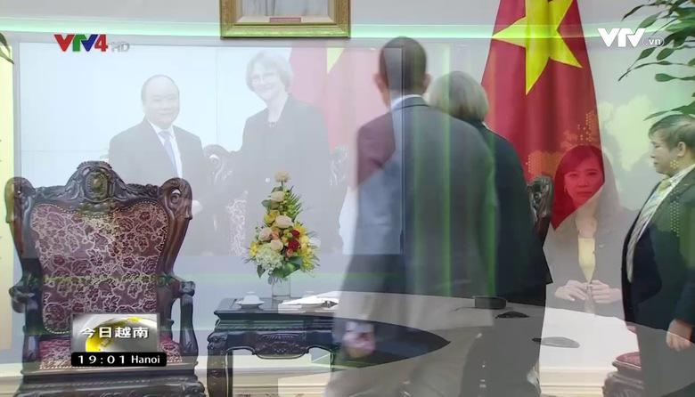 Bản tin tiếng Trung - 24/3/2017