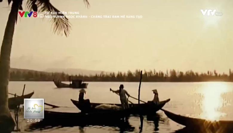 Tự hào miền Trung: Ngô Huỳnh Ngọc Khánh - Chàng trai đam mê sáng tạo