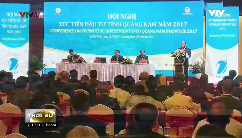 Bản tin tiếng Việt 21h - 26/3/2017
