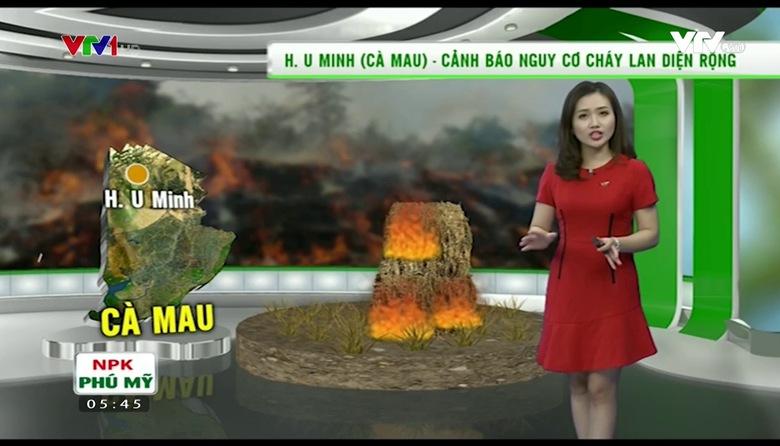 Bản tin thời tiết nông vụ - 28/3/2017