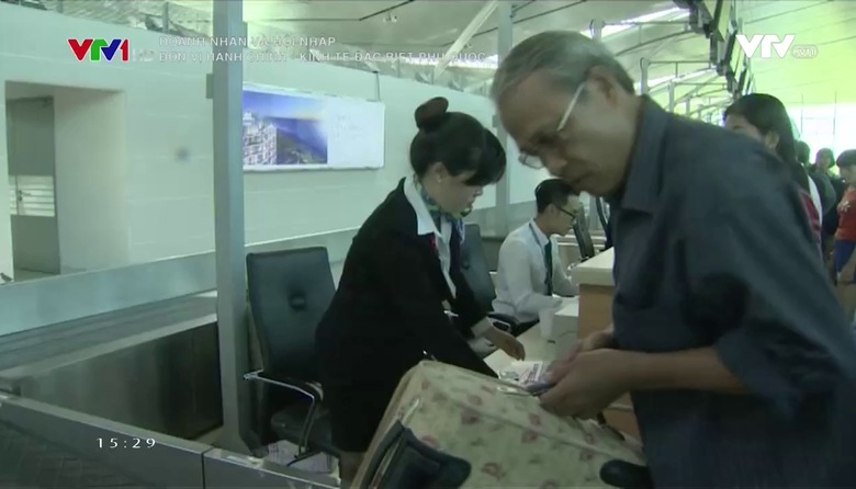 Doanh nhân và Hội nhập: Đơn vị hành chính – kinh tế đặc biệt Phú Quốc