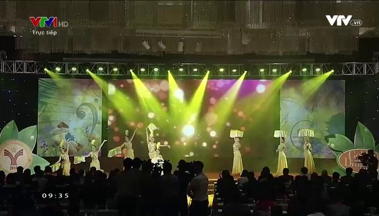 Liên hoan các doanh nghiệp Rồng Vàng và thương hiệu mạnh Việt Nam - 08/4/2017