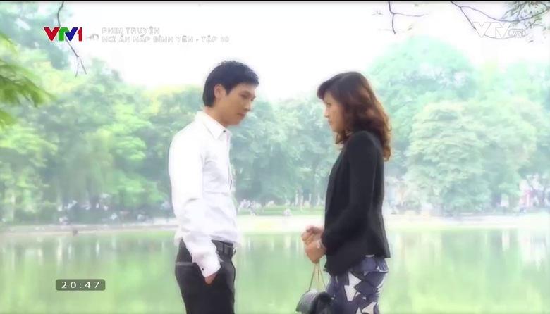 Phim truyện: Nơi ẩn nấp bình yên - Tập 10