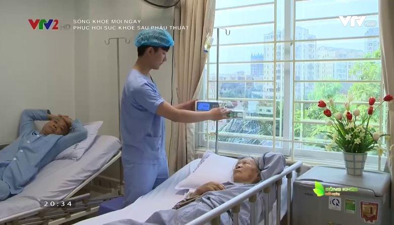Sống khỏe mỗi ngày: Phục hồi sức khỏe sau phẫu thuật