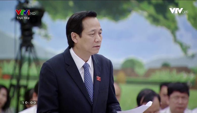 Bộ trưởng Bộ Lao động Thương binh và Xã hội trả lời chất vấn của UBTV Quốc hội (Phần 2 - Ngày 18/4/2017)