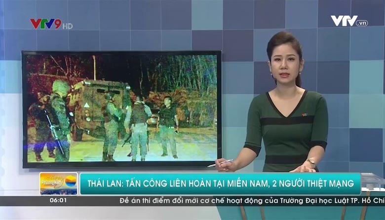 Sáng Phương Nam - 20/4/2017