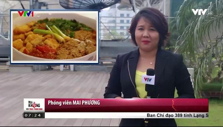 Nói không với thực phẩm bẩn (7h25) - 21/4/2017