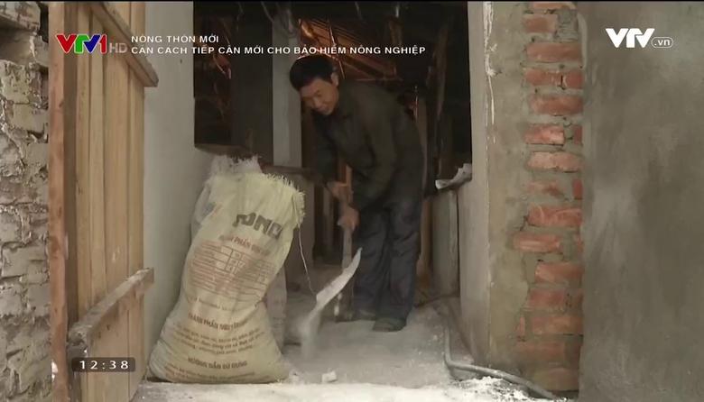 Nông thôn mới: Cần cách tiếp cận mới cho bảo hiểm nông nghiệp