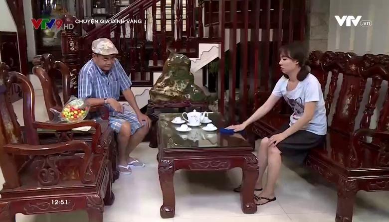 Chuyện gia đình vàng: Cháo lươn khoai môn