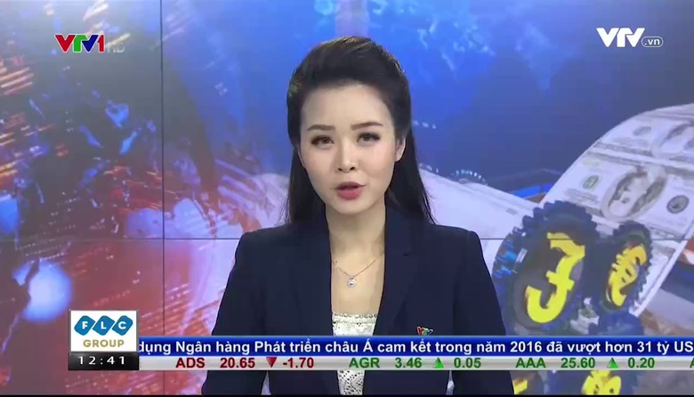 Tài chính kinh doanh trưa - 27/4/2017