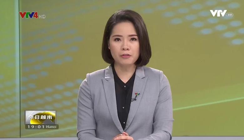 Bản tin tiếng Trung - 28/4/2017