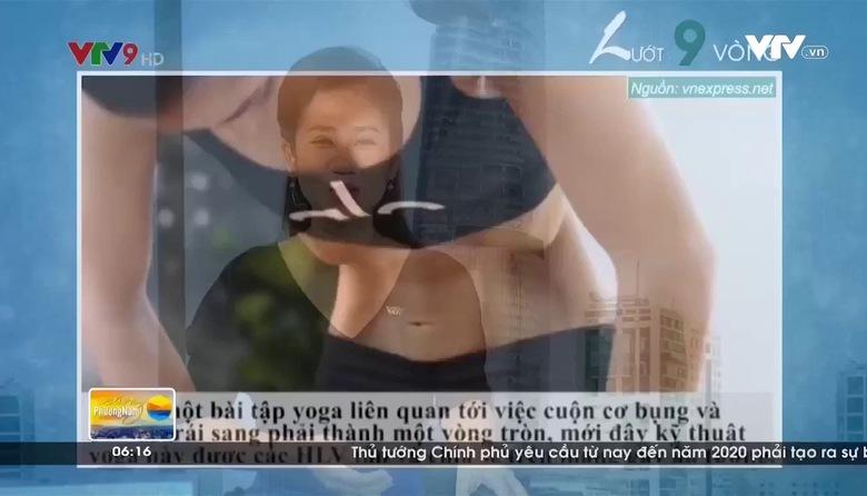 Yoga đảo bụng
