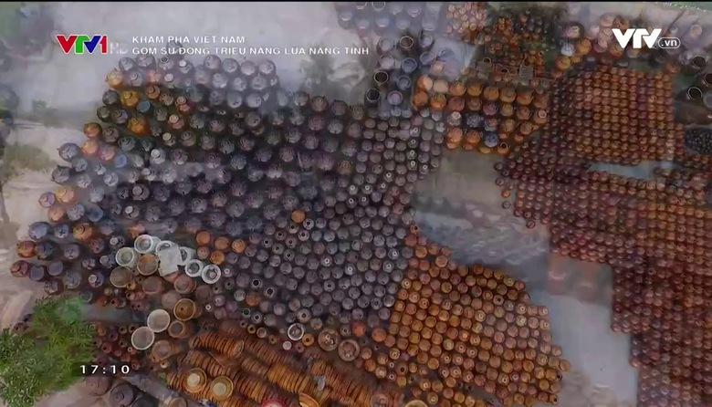 Khám phá Việt Nam: Gốm sứ Đông Triều nặng lửa nặng tình