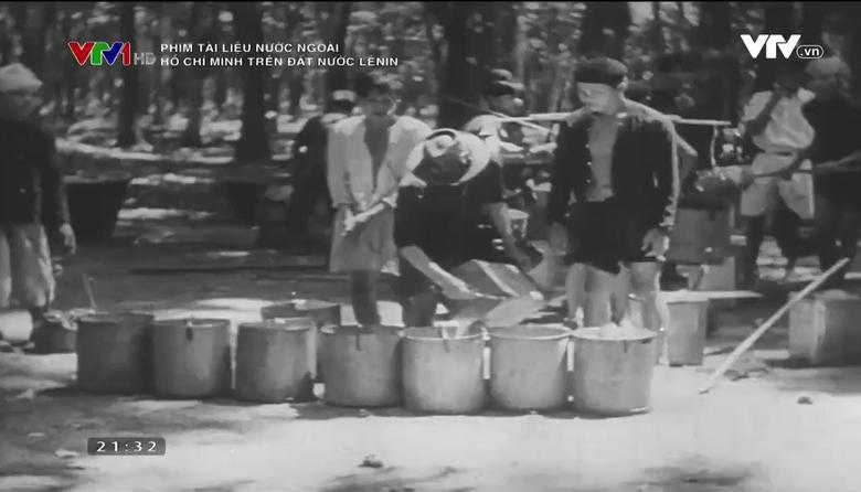 Phim tài liệu: Hồ Chí Minh trên đất nước LêNin