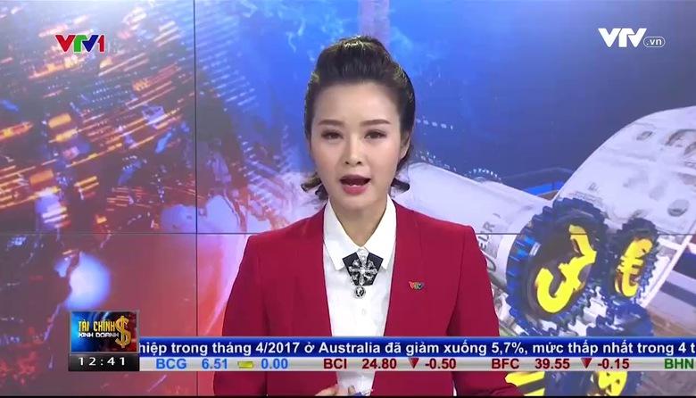 Tài chính kinh doanh trưa - 19/5/2017