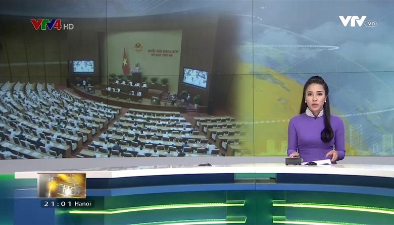 Bản tin tiếng Việt 21h - 23/5/2017