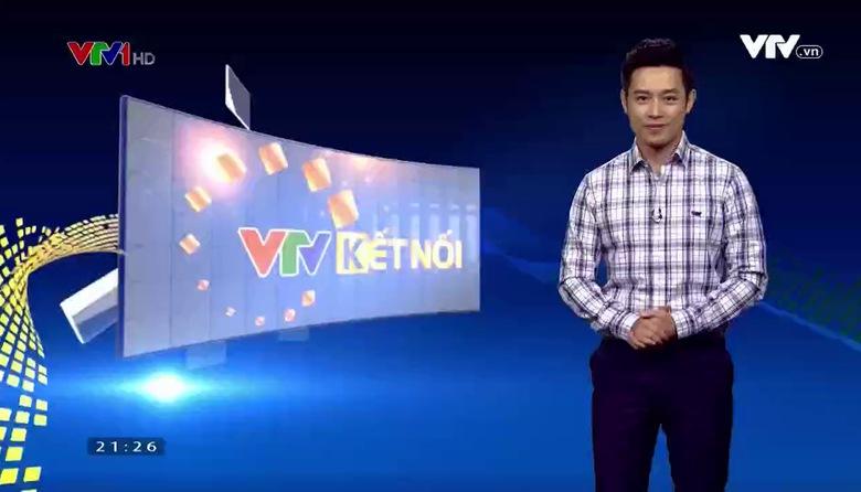 VTV kết nối: Những nét mới của Thời sự VTV9