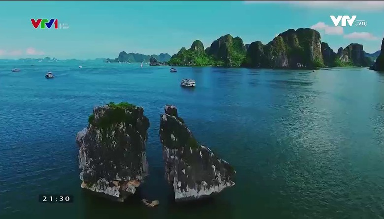 VTVTrip - Du lịch cùng VTV: FLC Quy Nhơn Resort: Sân Goft đẹp top 3 châu Á