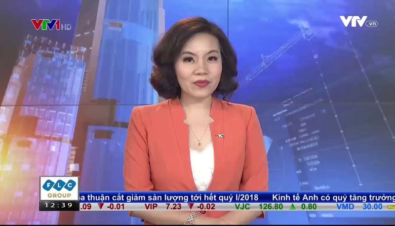 Tài chính kinh doanh trưa - 26/5/2017