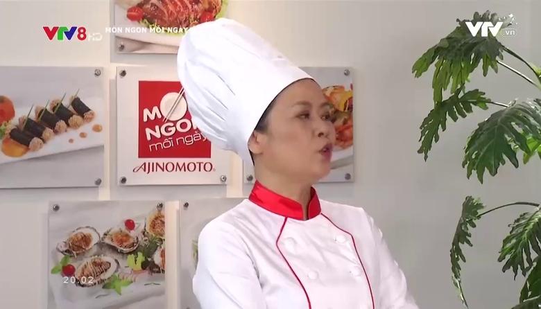 Món ngon mỗi ngày: Canh chua hải sản