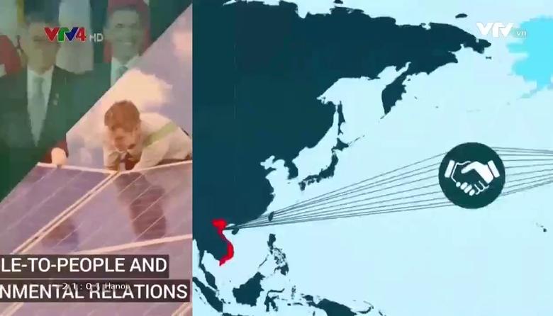Quan hệ kinh tế Việt Nam - Hoa Kỳ tiến triển nhanh chóng